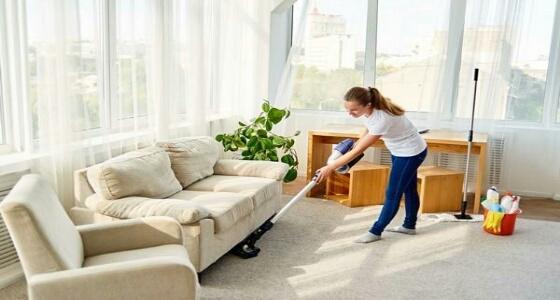 خطوات تساعدك على تنظيف المنزل بسهولة ويسر