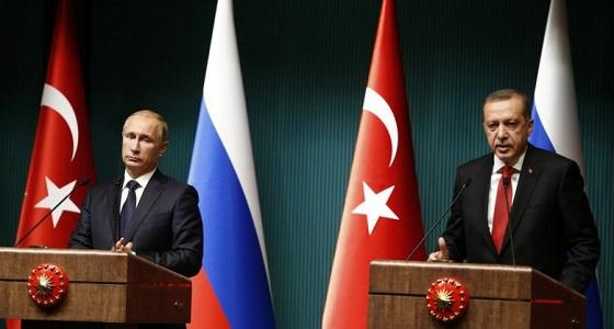 روسيا تنقلب على تركيا وتؤكد رفضها لعملية نبع السلام التركية