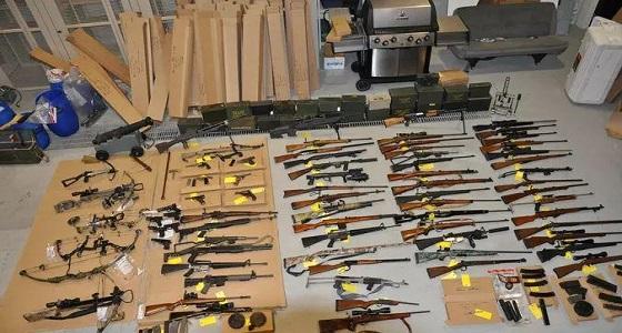 السلطات السودانية تحبط دخول 35 كرتونة أسلحة تركية مهربة