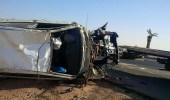 اصطدام 3 مركبات على طريق « الفيصلية » في الطائف