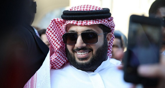 تركي آل الشيخ يشوق جمهوره بتغريدة غامضة