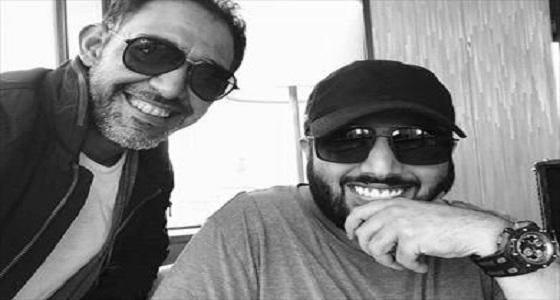 «لعبت مع الأسد» ..آل الشيخ يعلن عن ألبوم جديد مع عمرو مصطفى