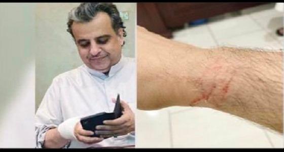خطف وضرب واعتقال إعلامي كويتي ومفاجأة قبل إطلاق سراحه