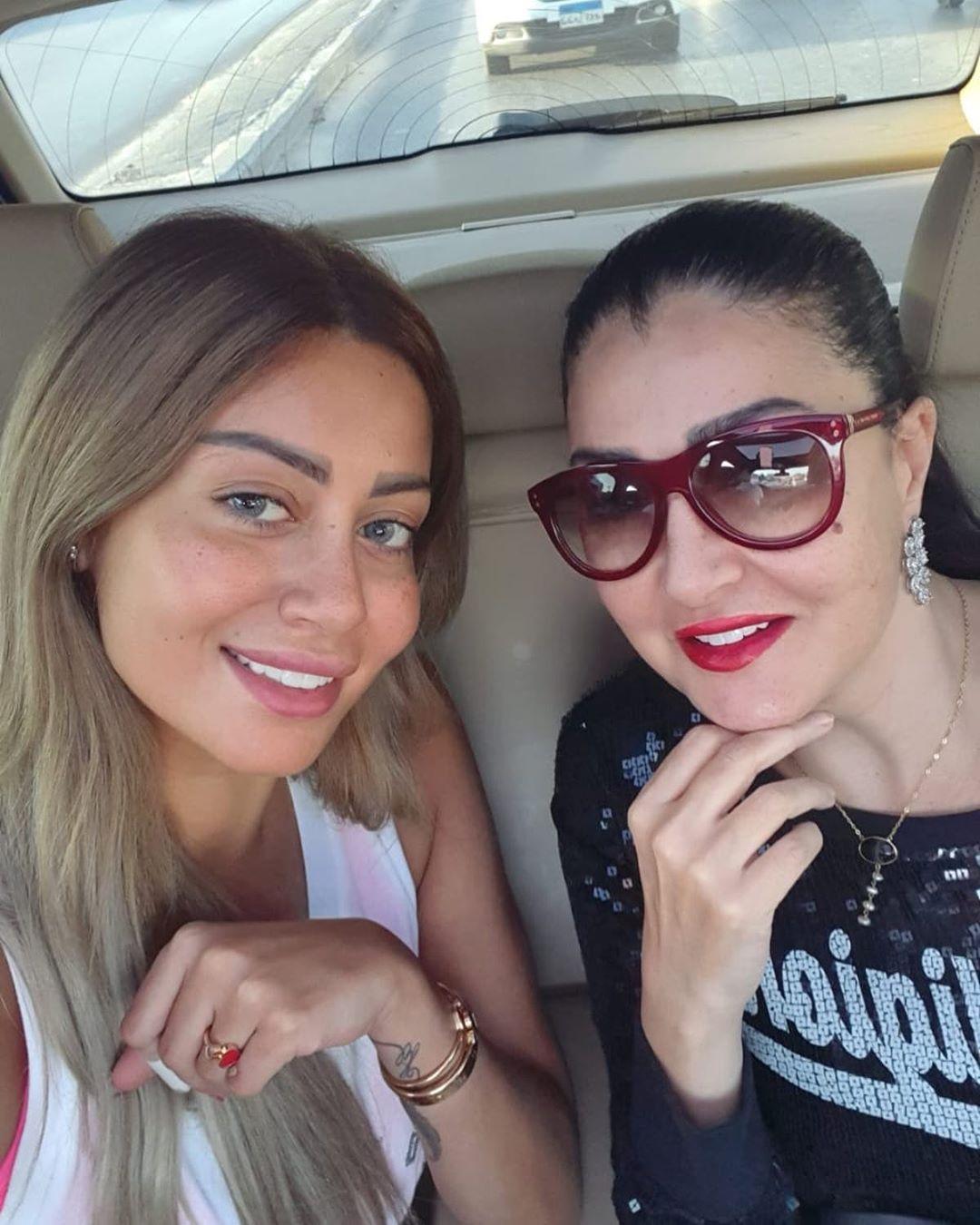 روتانا ابنة غادة عبدالرازق.. النسخة المصغرة منها