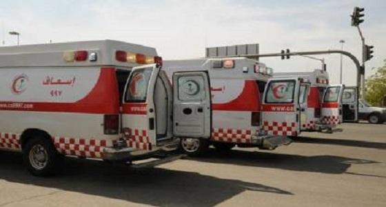 إصابة 6 أشخاص إثر حادث وقع على طريق الأمير عبد الاله بسكاكا