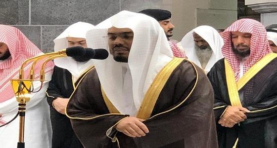 شاهد.. أول صلاة في المسجد الحرام بإمامة الشيخ ياسر الدوسري