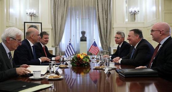 تعاون دفاعي بين الولايات المتحدة واليونان للرد على تجاوزات تركيا بشرق المتوسط