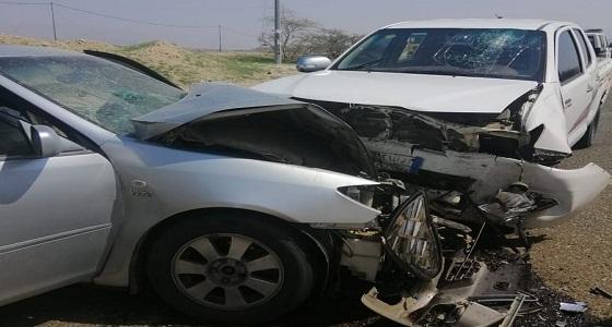 إصابات في حادثين منفصلين جنوب مكة المكرمة