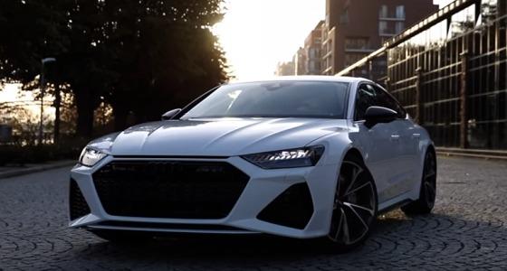 بالفيديو.. مواصفات سيارة «أودي» الرياضية الجديدة