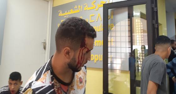 مشاجرة دامية خلال اجتماع أعضاء حزب مغربي