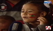 بالفيديو..كلمات نارية من فم طفلة: صار الوقت نحرق كل راية ترتفع فوق الراية اللبنانية