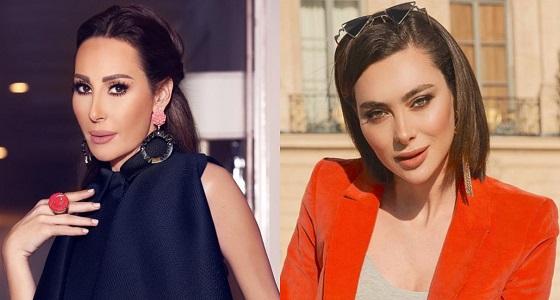 ورد الخال تنصح ستيفاني صليبا باعتزال التمثيل بسبب جمالها الطاغي