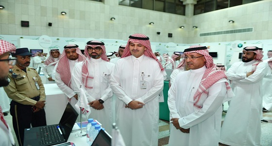 «مساعد وزير العمل» يدشن معرض «سكني»بمقر الوزارة في الرياض