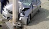 إصابة معلمتين في حادث مروري بالخرج