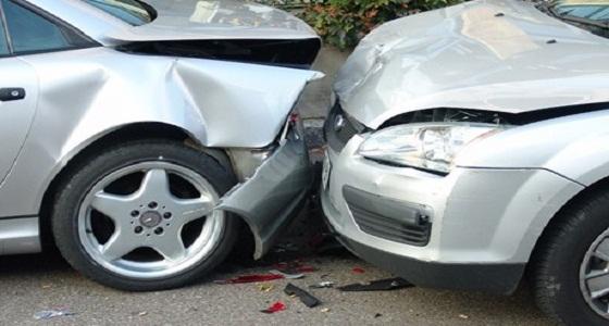 إصابات في حادث تصادم بين 3 مركبات بمكة