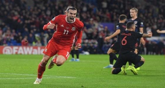 بعد التعادل..ويلز تؤجل صعود كرواتيا لنهائيات يورو 2020