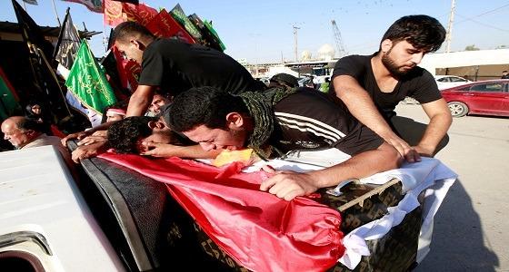 عراقي استشهد في المظاهرات ثم عاد للحياة بعد ثلاثة أيام من الدفن !