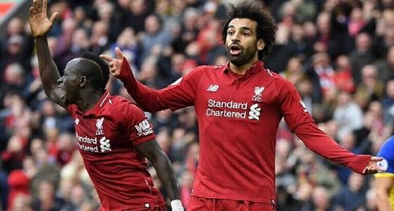لاعب ليفربول يكشف تفاصيل عن أزمة محمد صلاح وماني