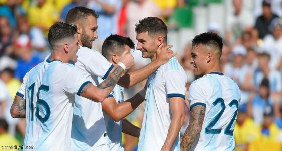 الأرجنتين تكتسح الإكوادور بسداسية استعدادا لتصفيات مونديال 2022