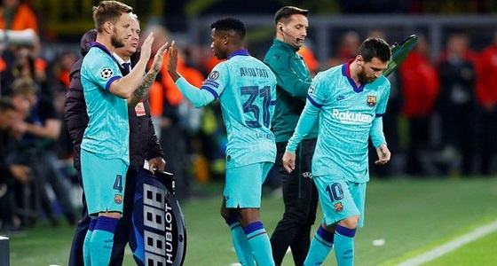 الكرواتي إيفان راكيتش يرفض الانتقال إلى مانشستر يونايتد
