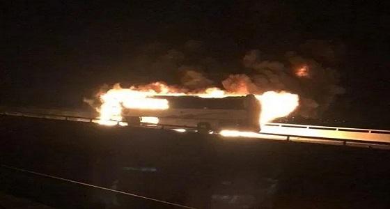 بيان شرطة المدينة المنورة بشأن حادث حافلة المعتمرين
