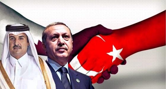 قطر تواصل تخبطها وتدعم العدوان التركي على سوريا