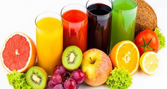دراسة جديدة : العصير الطبيعي يصيب الانسان بهذا المرض