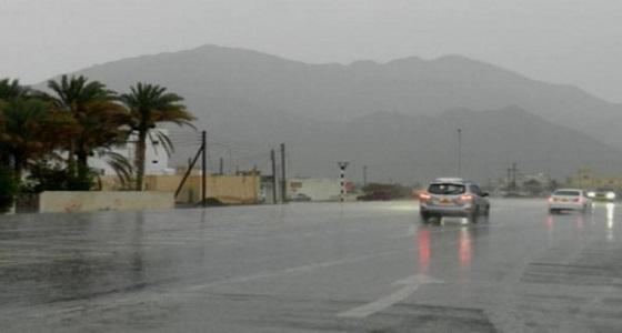 تحذيرات من استمرار هطول الأمطار على بعض المناطق حتى نهاية الأسبوع المقبل
