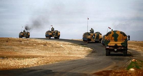 تركيا تضرب شمال سوريا والقوات الديمقراطية تصد الهجوم البري