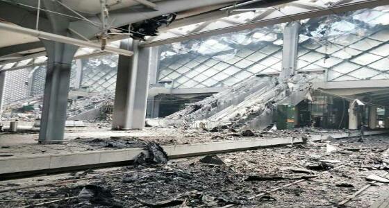 الكشف عن البدائل المحتملة لمحطة قطار الحرمين المحترقة بجدة