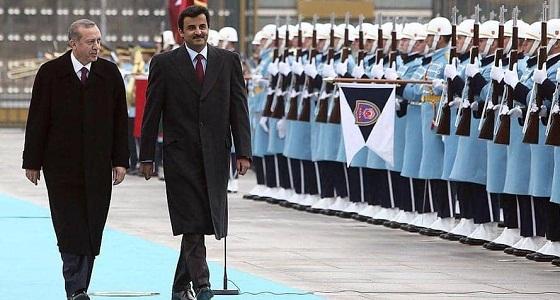قطر تتخذ موقفًا غير مفاجئ تجاه العدوان التركي على سوريا