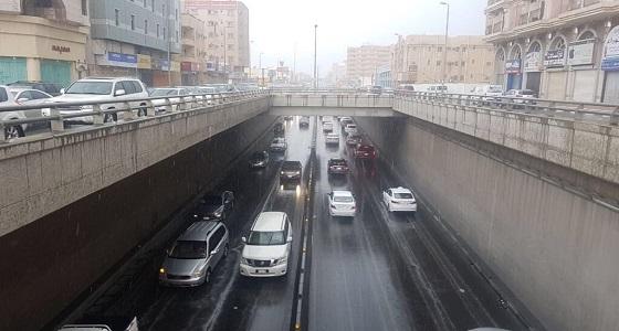 خلال أسبوعين.. بوابات إلكترونية على أنفاق المنطقة الشرقية لمواجهة الأمطار