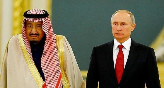 غدا.. الرئيس الروسي يزور المملكة في مباحثات موسعة مع خادم الحرمين الشريفين