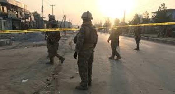 مقتل شرطيين وجرح 20 طفلا في إنفجار بأفغانستان