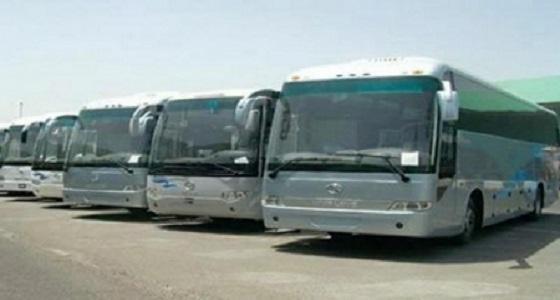 6 مدن ومحافظات سيتم تشغيل حافلات النقل العام بها قريبا