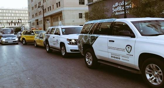 بالصور.. إغلاق 9 محلات لبيع الاجهزة الإلكترونية في الرياض