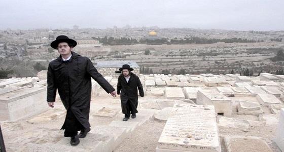مقبرة ضخمة جديدة في القدس لليهود لحل أزمة النقص