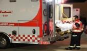 مصرع وإصابة 7 أشخاص في حادث على طريق الجوف- حائل