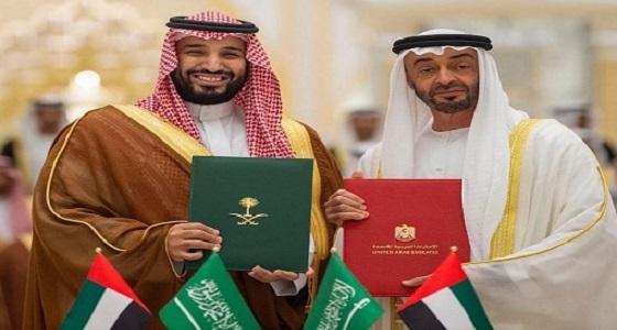 تفاصيل اجتماع مجلس التنسيق السعودي الإماراتي برئاسة ولي العهد ومحمد بن زايد