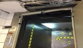 احتجاز عامل في مصعد مجمع تجاري بالطائف