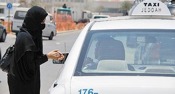 تغريدة مواطنة عن موقف لها مع سائق أجرة تثير الجدل