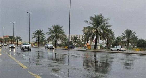 حالة الطقس المتوقعة في المملكة غدا الجمعة