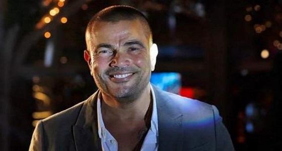 عمرو دياب يصدم جمهوره: «لا أحب مشاهدتكم أثناء الحفلات »