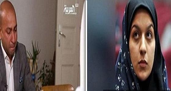 بالفيديو.. مذيع «العربية» يكشف سر انهياره باكيا خلال لقائه مع والدة أيقونة الإعدامات الإيرانية