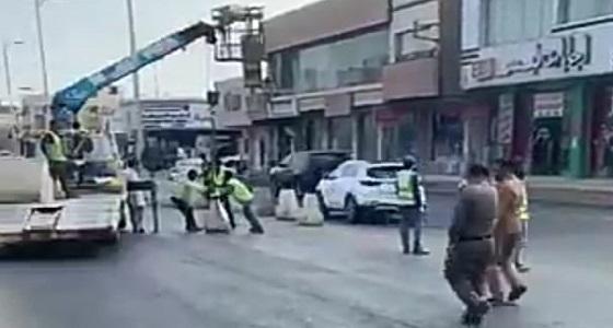 بالفيديو.. أمانة نجران تنوه بإغلاق نفق طريق الملك عبدالعزيز وفتح طريق آخر
