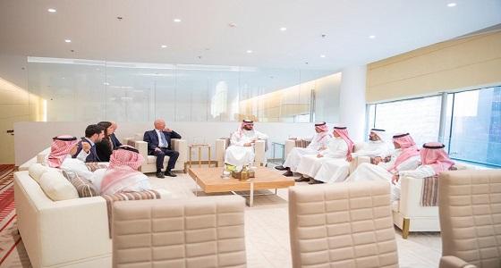 المملكة توقع اتفاقية لإنشاء فرع لمركز الثورة الصناعية الرابعة للمنتدى الاقتصادي العالمي في المملكة