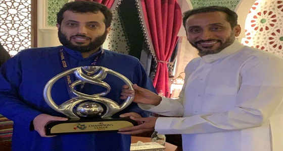 تركي آل الشيخ يفجر مفاجأة في حفل الهلال