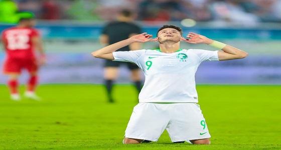 الأخضر يصعق البحرين بثنائية في كأس الخليج