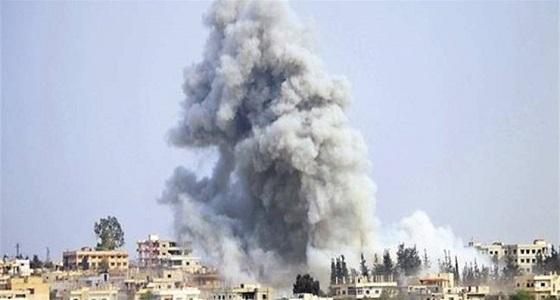 المرصد السوري: انفجار بعفرين يسفر عن إصابة 8 أشخاص بجراح