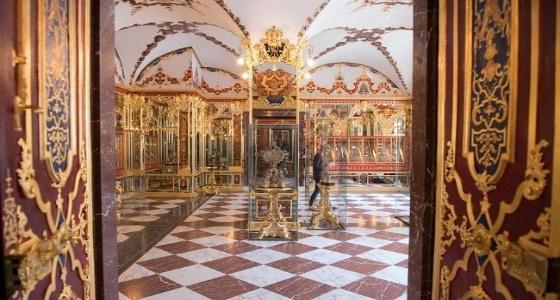 متحف «القبو الأخضر» يتعرض لأكبر عملية سرقة بالعالم